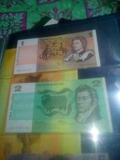 Australia old note