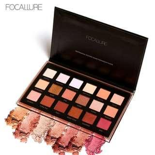 Focallure Favors Neutral Eyeshadow Palette