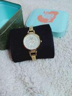 authentic fossil watch not mk,coach ,dkny,ks