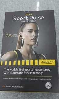 Jabra Sport Pulse Wireless Special Edition Black second mulus