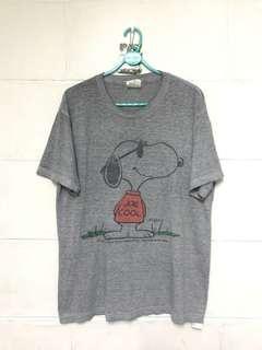 Vintage Peanuts Snoopy Joe Cool Tshirt