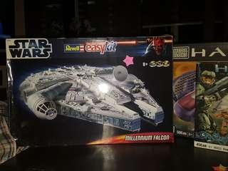 Star Wars Revell Millenium Falcon