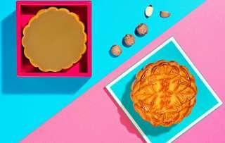 Ritz Carlton Mooncake