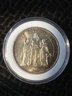 1970 France 10 Francs
