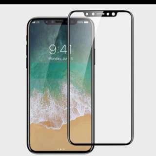 🚚 Iphone X / Xs soft arc edge 3D temepred glass ( 1 get 1 )