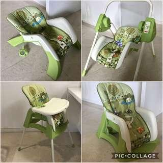 4 in 1 FISHER PRICE