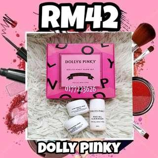 Dolly pinky skincare