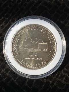 1974 Philippines P25 Central Bank