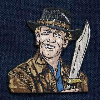 Workshop 432 - Badass #24 - That's A Knife