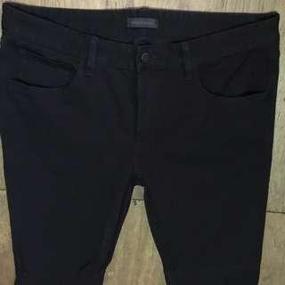 Uniqlo Black Chinos