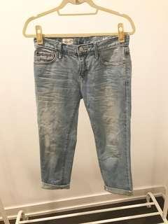 Gap Boyfriend Jeans size 24p