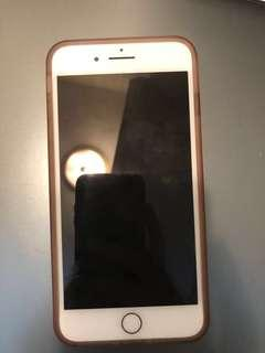 iPhone 7 Plus, rose gold 128 gb