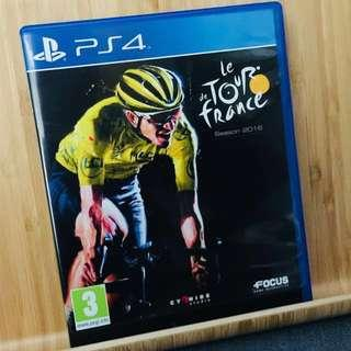 PS4 Original Le Tour De France 2016