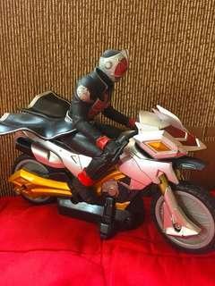 Kamen rider figure
