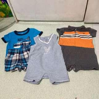 Baby Boy Clothes (6-9 mos.)