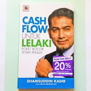 Cash Flow Untuk Lelaki - Shamsuddin Kadir