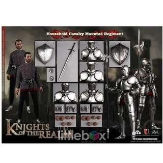 Coo Model Coomodel 1/6 Scale Series of Empires No: SE038 - Knights of The Realm - Household Cavalry Mounted Regiment