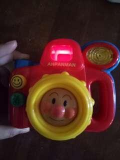 Anpanman camera toy from japan