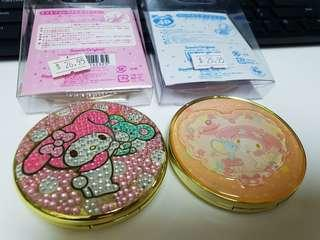 My Melody Duo Glam Mirrors