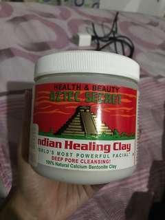 Repriced! aztec healing clay