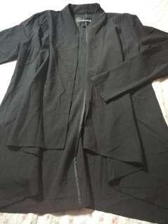 Black blazer/cardigan