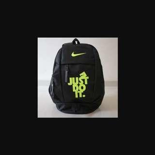 Tas Punggung Ransel Sport Sekolah Basket Futsal Olahraga Sekolah Gaul nike