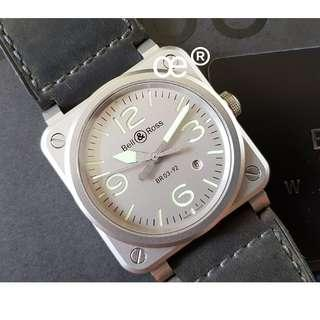 LIMITED EDITION Bell & Ross BR03-92 HOROLUM 500 pieces Worldwide