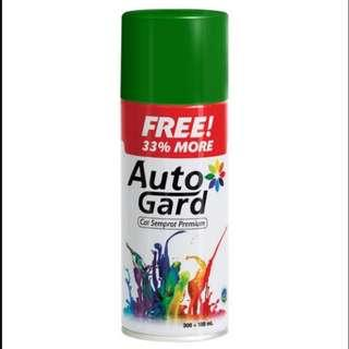 Autogard AG-85 Cat Semprot Premium Green 300 ML