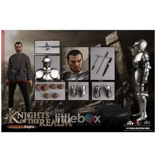 COOMODEL COO MODEL 1/6 Scale Series of Empires No: SE037 - Knights of The Realm - Kingsguard Knights