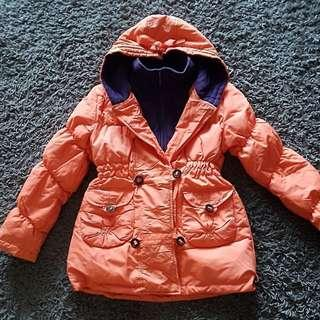 Worn Once! Winter Time 90% Down Jacket
