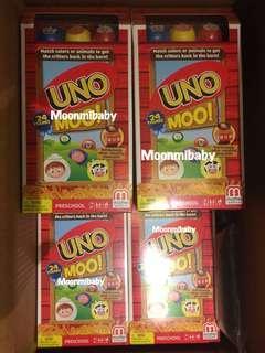 到貨紀錄一Uno Moo! Game