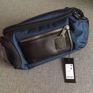 Tumi Alpha Bravo waist crossbody bag