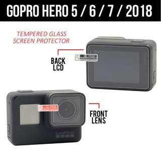GoPro Tempered Glass Screen Protector