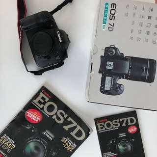 Canon 7D (sc 33k)