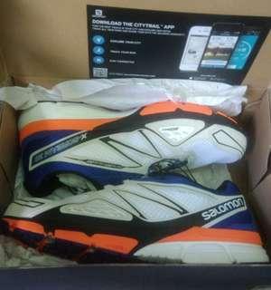 Sal9m9n X-Scream 3D Trail Running Shoes