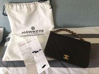 Authentic Vintage Chanel Classic Flap