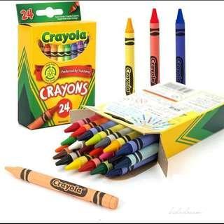 Crayola 24ct Crayon