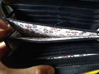 Dompet kulit 90 % merk Papermint