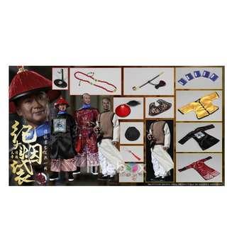 1/6 大清帝国系列 - 协办大学士 纪大烟袋  JSMODEL MN005 - Qing Empire Series - 1/6 Grand Secretary