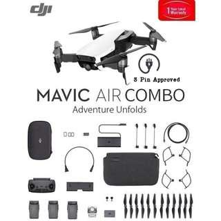 [Special Offer] DJI Mavic Air Fly More Combo