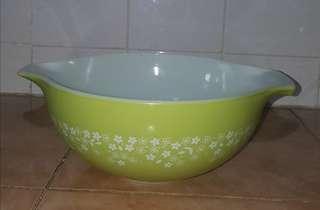 pyrex spring blossom Cinderella mixing bowl 2.5l