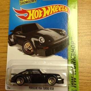 Hot Wheel Porsche 934 Turbo RSR