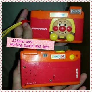 Anpanman  camera toy  from  Japan  #2
