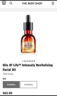 Bodyshop oils of life