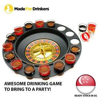 🚚 Drinking Roulette - Awesome Drinking Game for all