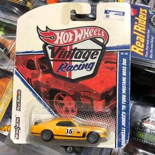 Hot Wheels Mustang Boss