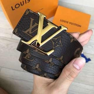 BNIB Louis Vuitton X Supreme 90cm Belt