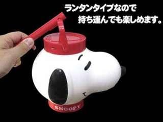 Snoopy 燈龍$120