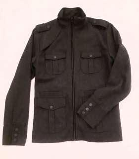 🚚 😊 Winter Double Wool Military Coat!