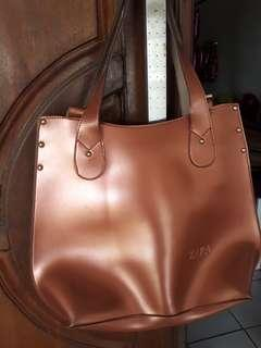 Tas Zara brown kw